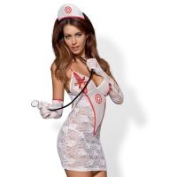 OBSESSIVE  CUSTOME MEDICA DRESS S/M