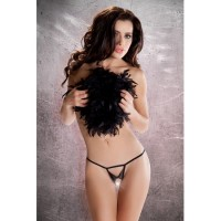 PASSION G-STRING BLACK MT007