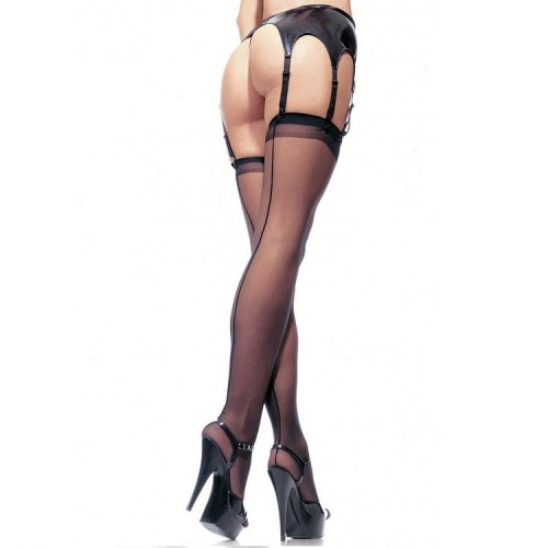 LEG AVENUE SHEER STOCKINGS | цена 20.77 лв.