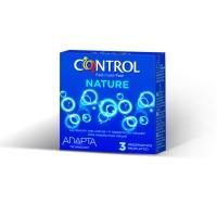 CONTROL ADAPTA NATURE 3 UNITS