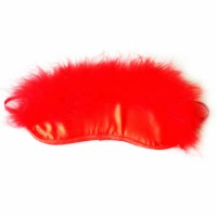 SECRET PLAY VELVETY RED EYEMASK
