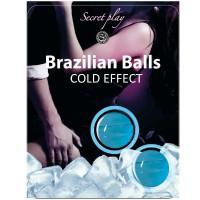 BRAZILIAN BALLS COLD EFFECT 2 UNITS