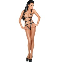 ME-SEDUCE FIBI BODY BLACK XXL/XXXL
