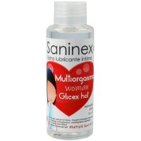 SANINEX MULTIORGASMIC WOMAN GLICEX HOT 4 IN 1 100 ML