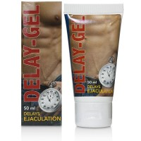 DELAY EJACULATIONS GEL 50ML