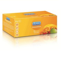 DUREX PLEASURE FRUITS 144 UNITS