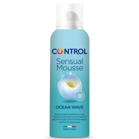 CONTROL MOUSSE SENSUAL WAVE MASSAGE CREAM 125 ML