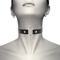 COQUETTE HAND CRAFTED CHOKER