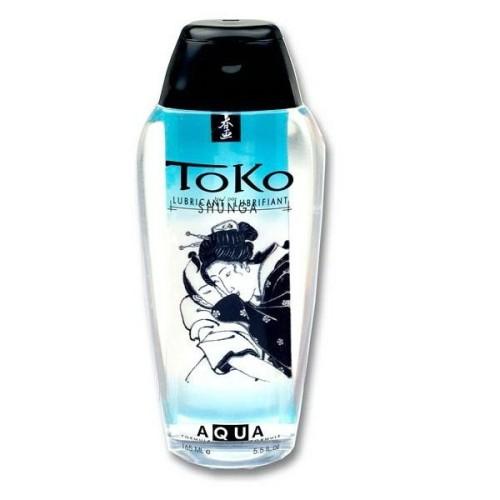Лубрикант SHUNGA TOKO AQUA LUBRICANT   цена 38.90 лв.