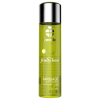 SWEDE FRUITY LOVE WARMING EFFECT MASSAGE OIL VANILLA AND