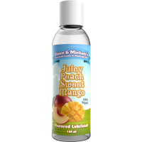 VINCEN & MICHAEL'S   PROFESSIONAL LUBE JUICY PEACH SWEET