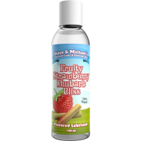 VINCEN & MICHAEL'S   PROFESSIONAL LUBE STRAWBERRY WITH