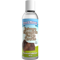 VINCE & MICHAEL'S   PROFESSIONAL LUBE  INTENSE CHOCOLATE
